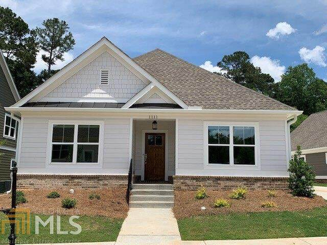 1111 Carriage Ridge Dr, Greensboro, GA 30642 (MLS #8795521) :: The Heyl Group at Keller Williams