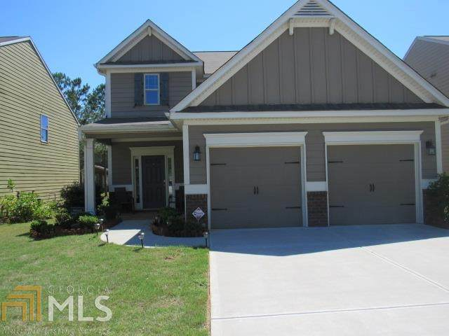 135 Worthing Ln, Fairburn, GA 30213 (MLS #8795654) :: The Heyl Group at Keller Williams