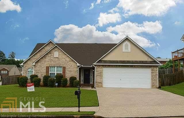 5948 Rex Ridge Ct, Rex, GA 30273 (MLS #8795834) :: Buffington Real Estate Group