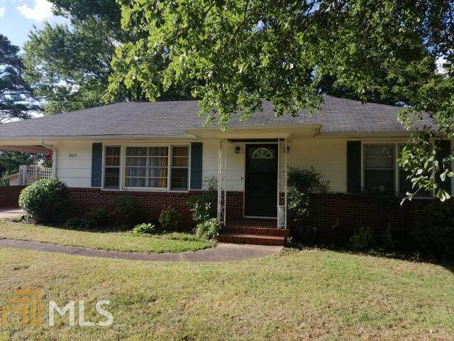 307 Mobley St, Griffin, GA 30223 (MLS #8796606) :: The Heyl Group at Keller Williams