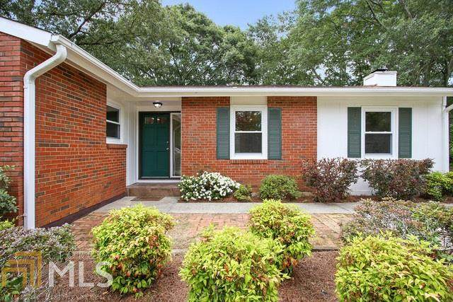 1830 Balmoral Road, Smyrna, GA 30080 (MLS #8796925) :: The Heyl Group at Keller Williams