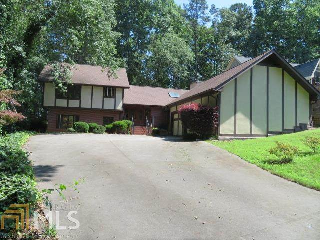 3345 Lake Shore Dr, Cumming, GA 30041 (MLS #8797125) :: Military Realty