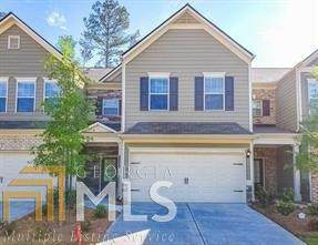 206 Piedmont Cir #34, Canton, GA 30114 (MLS #8797374) :: The Durham Team