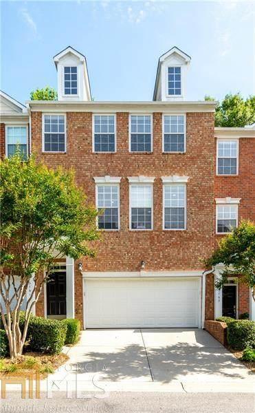 3761 Chattahoochee Summit Drive Se #3, Atlanta, GA 30339 (MLS #8797654) :: Bonds Realty Group Keller Williams Realty - Atlanta Partners