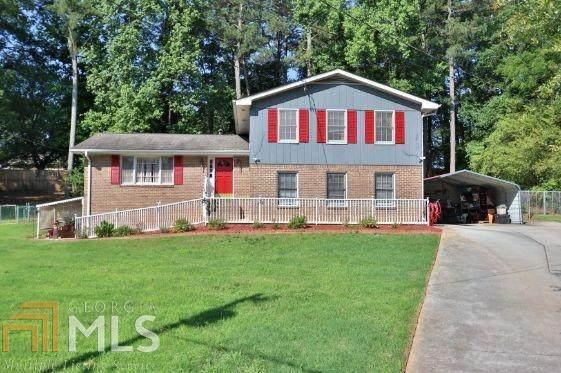 1206 Sheppard Drive Sw, Lilburn, GA 30047 (MLS #8798555) :: The Realty Queen & Team