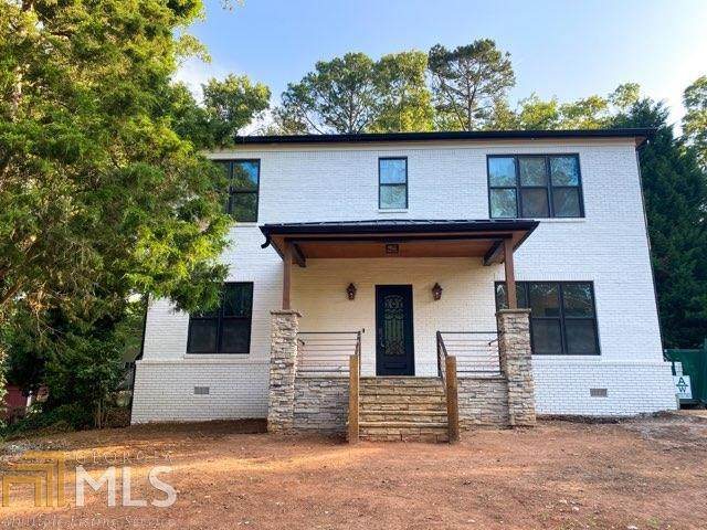 2051 Cambridge Avenue, College Park, GA 30337 (MLS #8799526) :: Bonds Realty Group Keller Williams Realty - Atlanta Partners