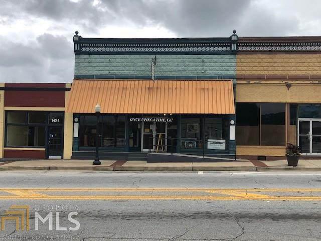 1478 Washington St, Clarkesville, GA 30523 (MLS #8800759) :: The Heyl Group at Keller Williams