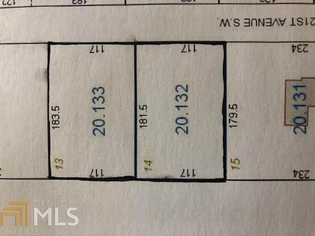 0 21St Ave, Lanett, AL 36863 (MLS #8801050) :: Military Realty