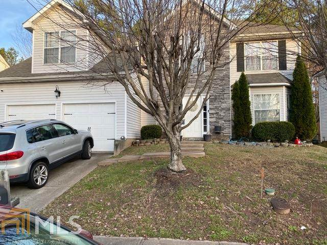 874 Asbury Way, Lithonia, GA 30058 (MLS #8801684) :: Buffington Real Estate Group