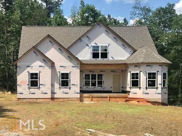 125 Silver Lake Way #325, Fayetteville, GA 30215 (MLS #8803918) :: Crown Realty Group