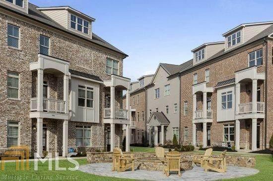 1264 Stone Castle Cir #17, Smyrna, GA 30080 (MLS #8805035) :: BHGRE Metro Brokers