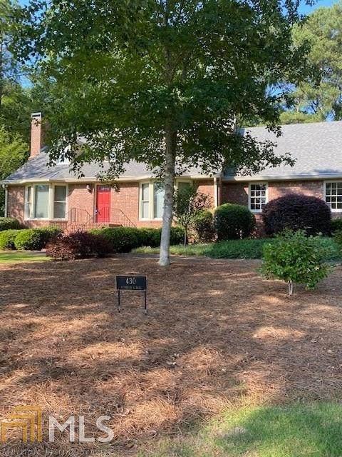 430 Audubon Cir, Griffin, GA 30223 (MLS #8805123) :: Keller Williams Realty Atlanta Partners