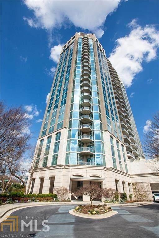 2795 Peachtree Rd #507, Atlanta, GA 30305 (MLS #8808700) :: Team Cozart