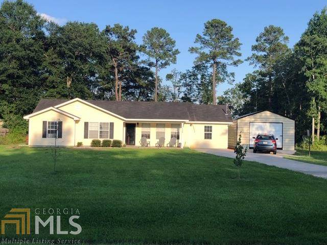 1130 Old Ccc Rd, Brunswick, GA 31523 (MLS #8809204) :: RE/MAX Eagle Creek Realty