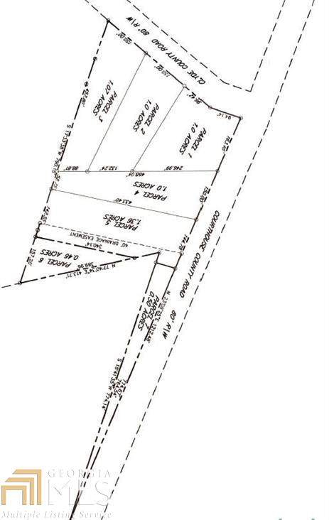 0 Courthouse Rd #1, Springfield, GA 31329 (MLS #8809860) :: Buffington Real Estate Group