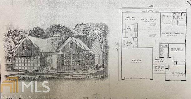 160 Saw Mill Ct, Thomaston, GA 30286 (MLS #8809985) :: Rettro Group