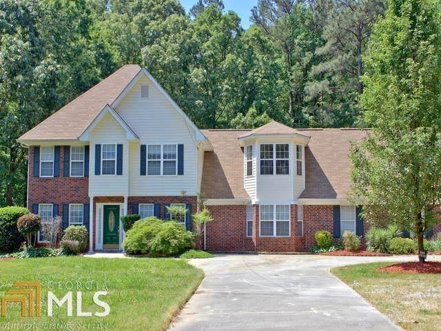 638 New Hope Rd, Fayetteville, GA 30214 (MLS #8811298) :: Rettro Group