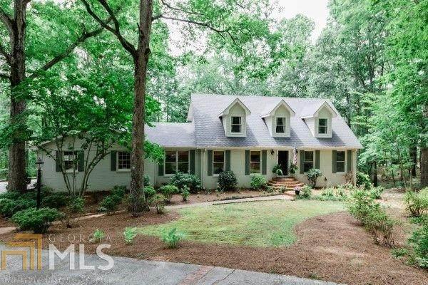11 Oak Hill Dr, Newnan, GA 30263 (MLS #8811918) :: Buffington Real Estate Group