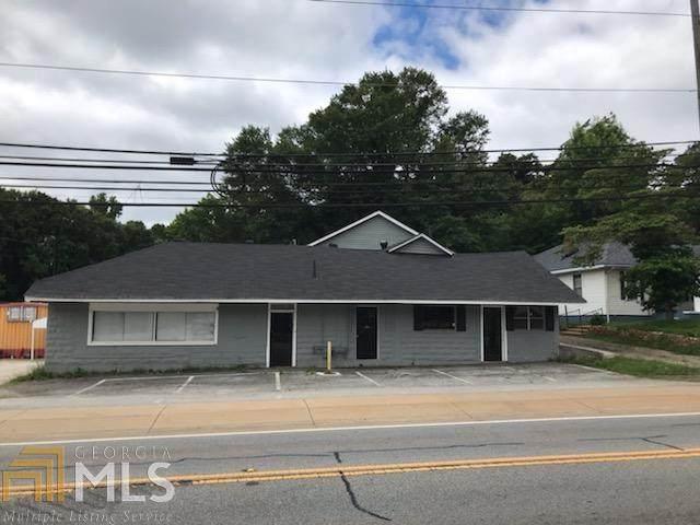 223 Greenville St, Newnan, GA 30263 (MLS #8813700) :: The Heyl Group at Keller Williams