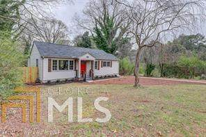 3427 Jackson Dr, Decatur, GA 30032 (MLS #8814972) :: The Heyl Group at Keller Williams