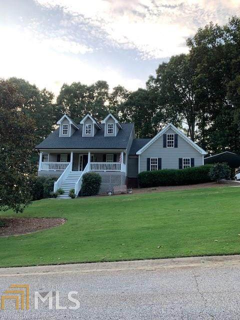486 Isiah Drive, Jefferson, GA 30549 (MLS #8815337) :: Keller Williams