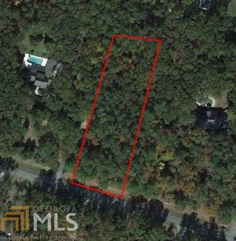0 The Plantation Subdvision Lot 1, Section , Sandersville, GA 31082 (MLS #8816248) :: The Realty Queen & Team
