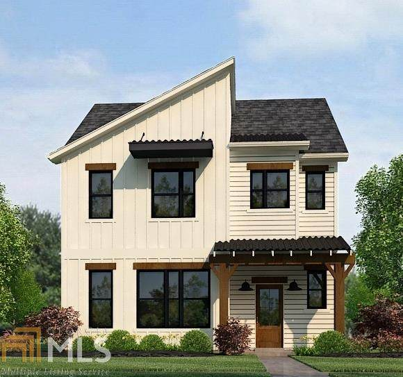 2752 Augusta Way, Decatur, GA 30032 (MLS #8816630) :: Keller Williams Realty Atlanta Partners