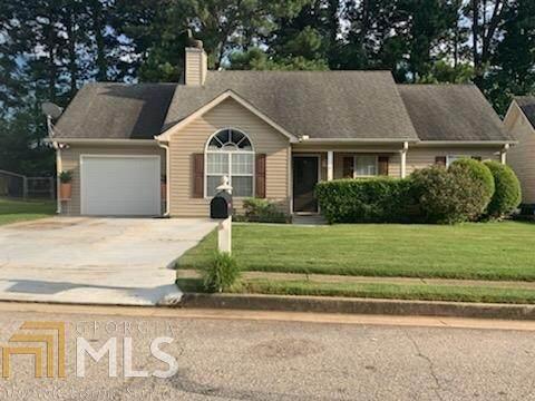 1361 N Hampton Drive, Hampton, GA 30228 (MLS #8817385) :: Tommy Allen Real Estate
