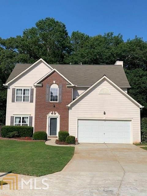 504 Gables Court, Mcdonough, GA 30253 (MLS #8817421) :: Tommy Allen Real Estate