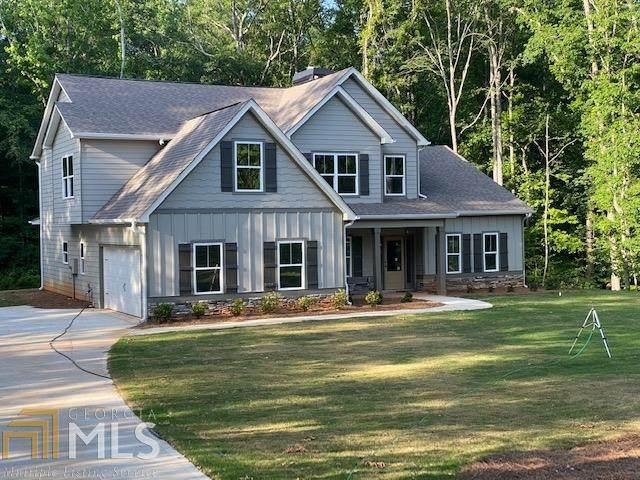 397 Oak Grove Path Lot 12, Griffin, GA 30224 (MLS #8817890) :: Team Cozart