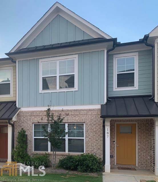 187 Panther Point, Lawrenceville, GA 30046 (MLS #8818233) :: The Heyl Group at Keller Williams