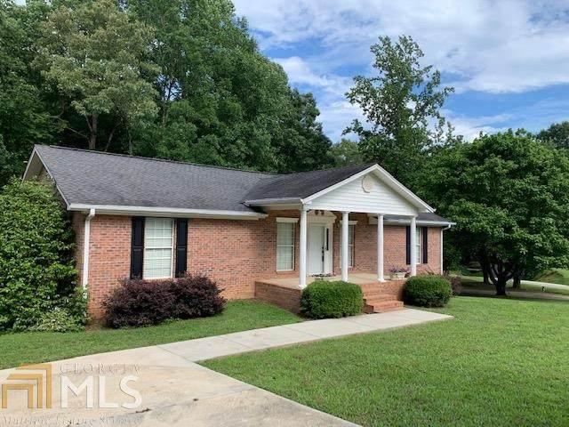 102 Birchwood Dr, Clarkesville, GA 30523 (MLS #8819804) :: The Durham Team