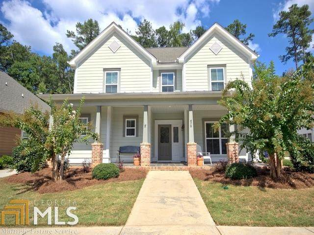 470 Rabbits Run #28, Fayetteville, GA 30214 (MLS #8820152) :: Michelle Humes Group