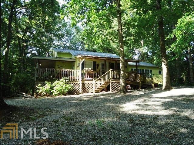 720 Amys Creek Rd, Clarkesville, GA 30523 (MLS #8820391) :: The Durham Team