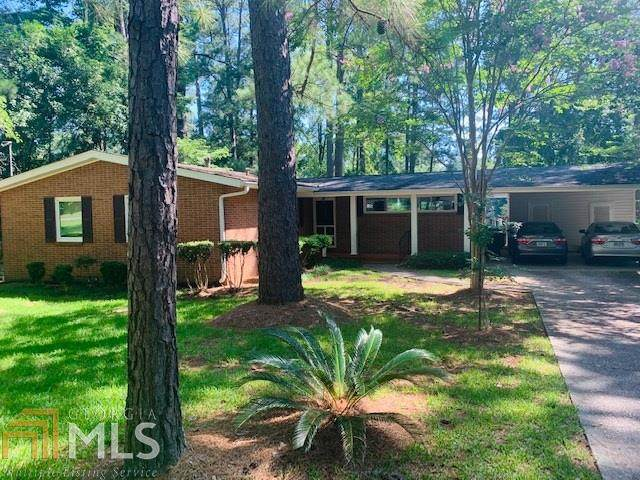 1627 Pine Valley Rd #10, Milledgeville, GA 31061 (MLS #8820413) :: Rettro Group