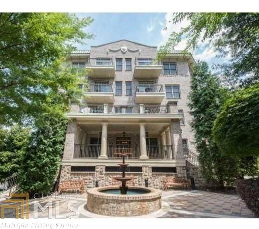 1055 Piedmont Ave #213, Atlanta, GA 30309 (MLS #8821555) :: Royal T Realty, Inc.