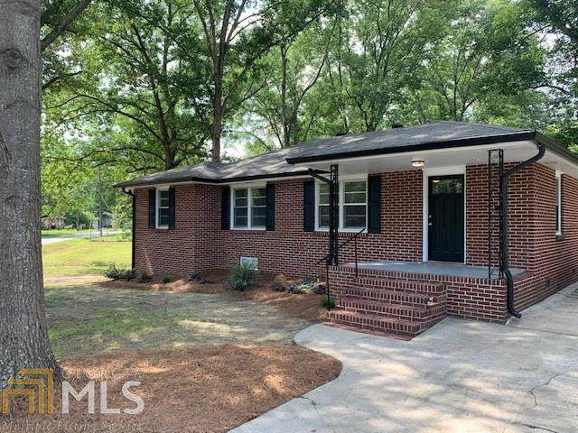 201 SW Echota Cir, Rome, GA 30165 (MLS #8821876) :: Rettro Group
