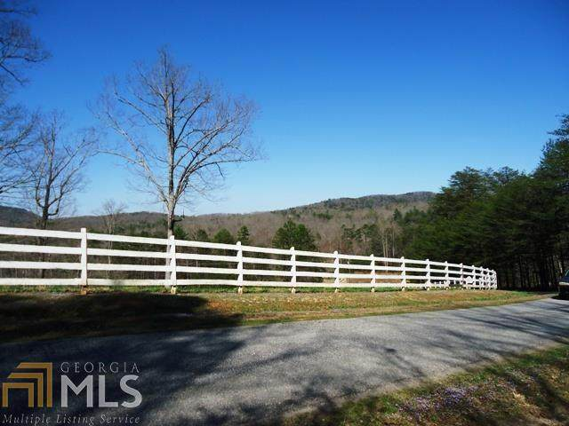 0 Mill Run, Clarkesville, GA 30523 (MLS #8824516) :: The Durham Team