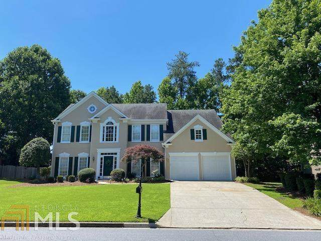 6520 Ganton, Duluth, GA 30097 (MLS #8824942) :: Rettro Group