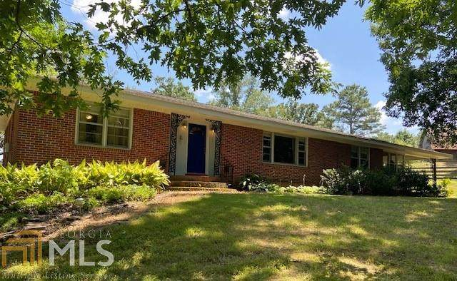 102 SW Sunrise Dr, Rome, GA 30161 (MLS #8825209) :: The Realty Queen & Team