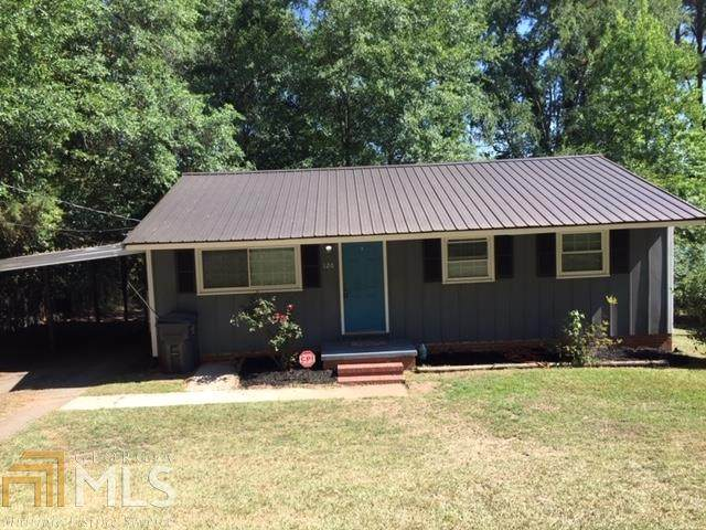 120 Peachtree Ave, Milledgeville, GA 31061 (MLS #8825357) :: Tim Stout and Associates