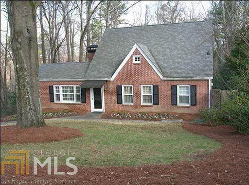 100 Mount Paran Rd, Sandy Springs, GA 30342 (MLS #8825894) :: Rettro Group