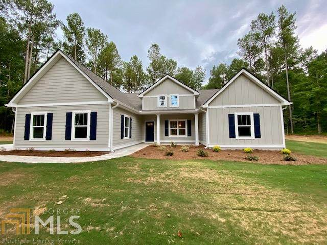 128 Cone Dr #3, Grantville, GA 30220 (MLS #8826365) :: Tim Stout and Associates