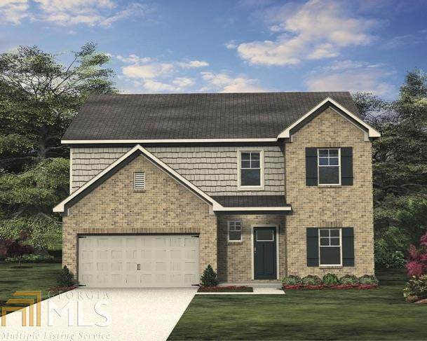 7136 Glaspie Way #58, Atlanta, GA 30349 (MLS #8826921) :: Crown Realty Group