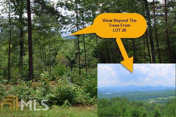 0 Solitude Ln Lot 26, Hayesville, NC 28904 (MLS #8827792) :: Athens Georgia Homes