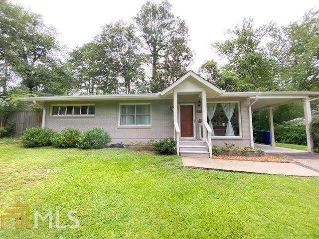 3070 Lindon Ln, Decatur, GA 30033 (MLS #8829101) :: Keller Williams