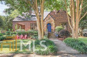 1131 Los Angeles Ave, Atlanta, GA 30306 (MLS #8829209) :: Bonds Realty Group Keller Williams Realty - Atlanta Partners