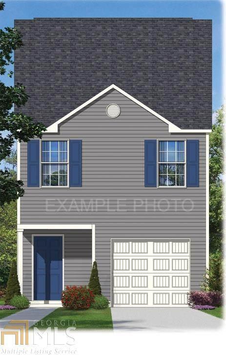 2533 Wood Bend Ln #06, Riverdale, GA 30296 (MLS #8830015) :: The Heyl Group at Keller Williams