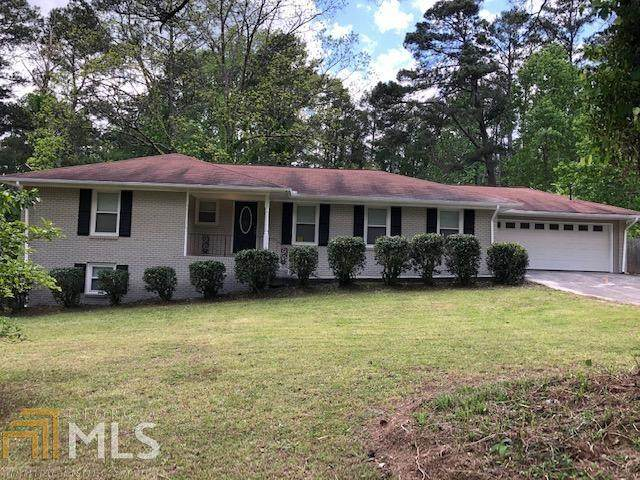 3950 Cliftondale Pl, Atlanta, GA 30349 (MLS #8831046) :: Buffington Real Estate Group