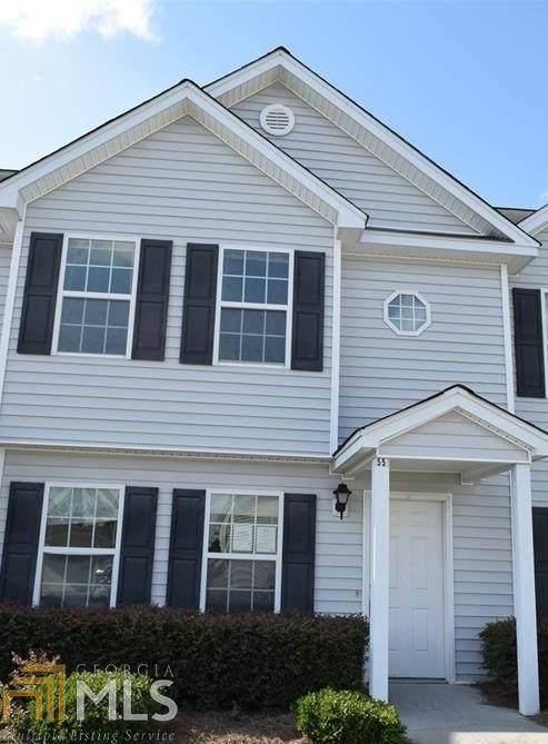 55 Bearing Circle, Port Wentworth, GA 31407 (MLS #8832838) :: RE/MAX Eagle Creek Realty